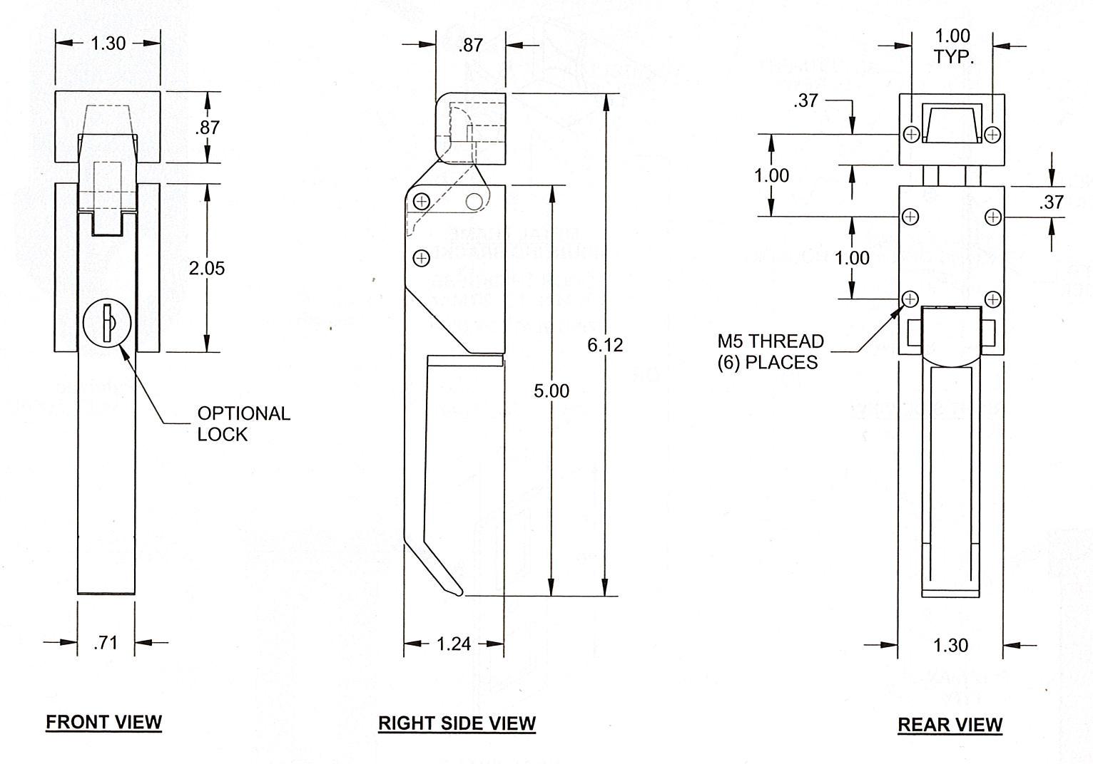 Compression Latches Lgm Hardware Ltd Lgm Hardware Ltd
